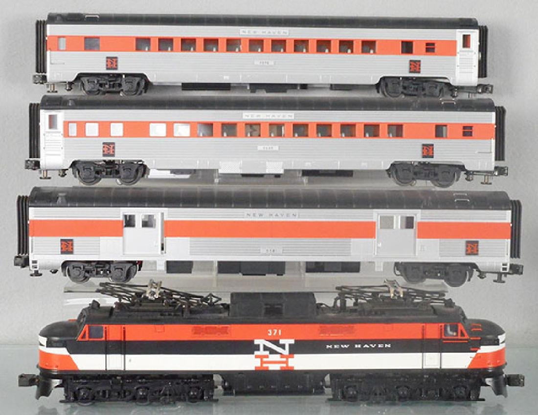 MTH NEW HAVEN TRAIN SET