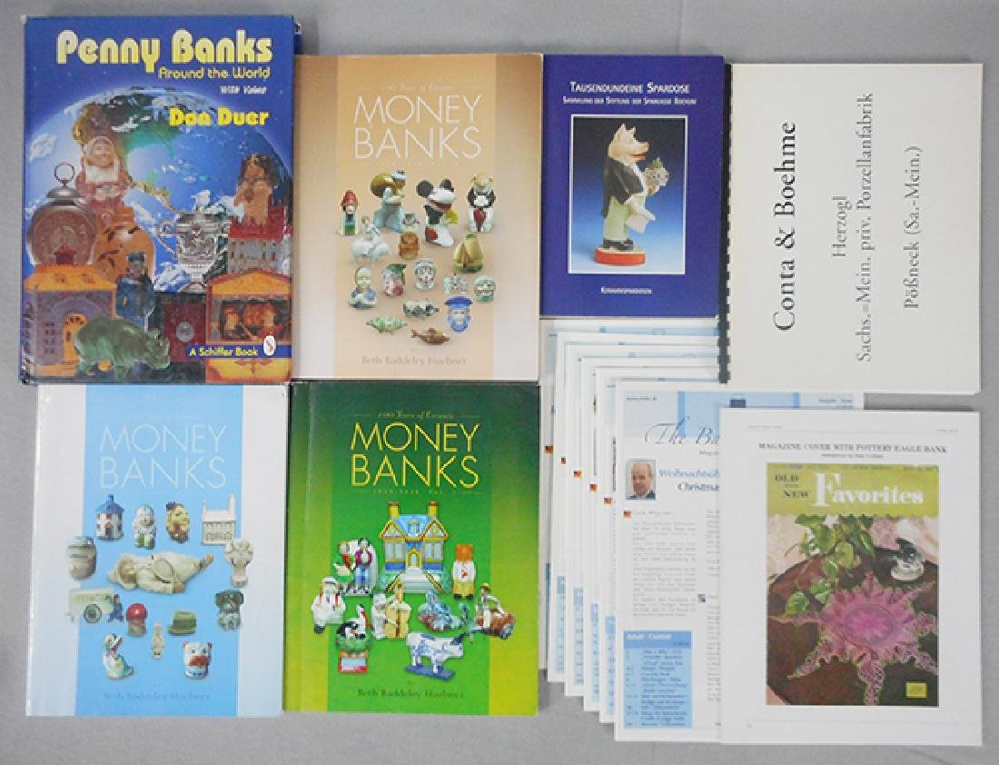 BANK BOOKS