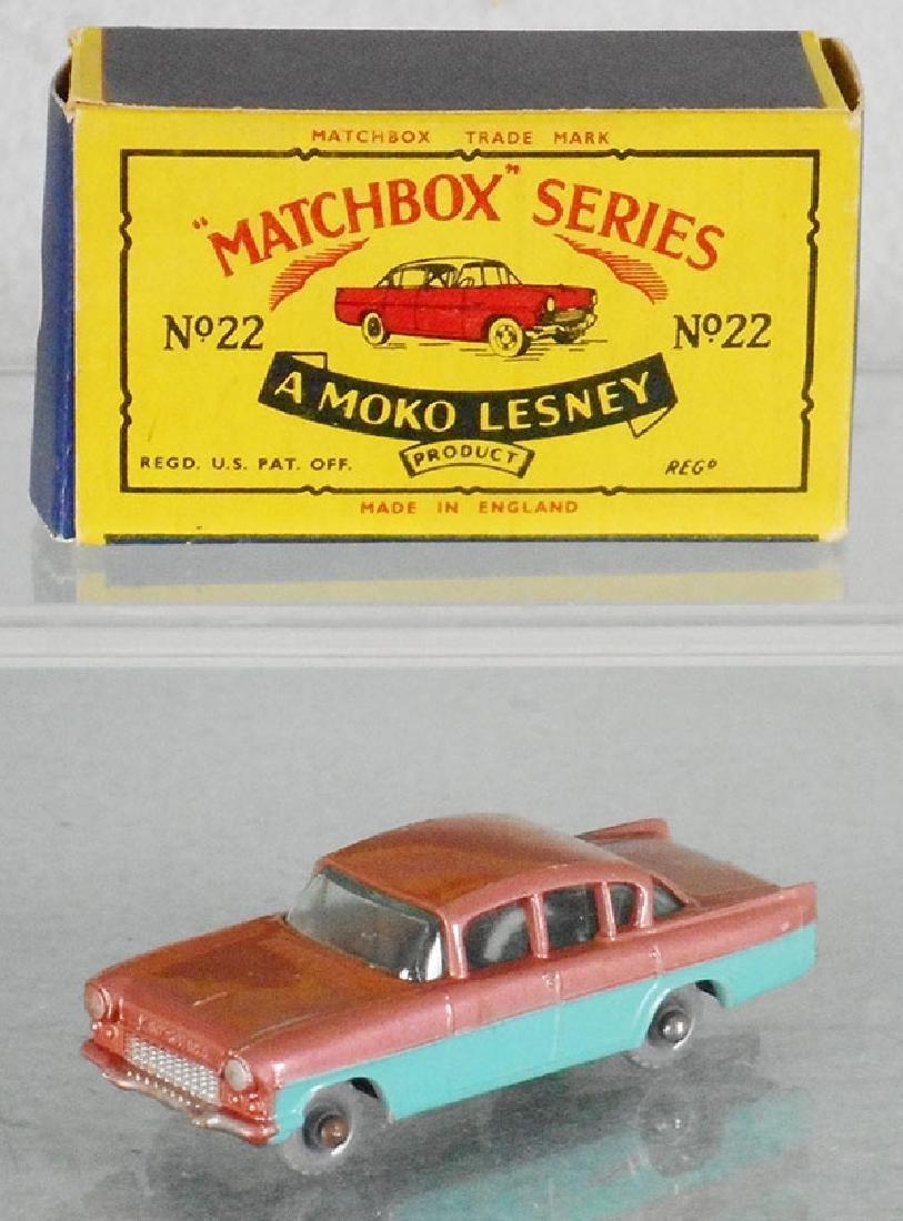 MATCHBOX 22B8 VAUXHALL CRESTA