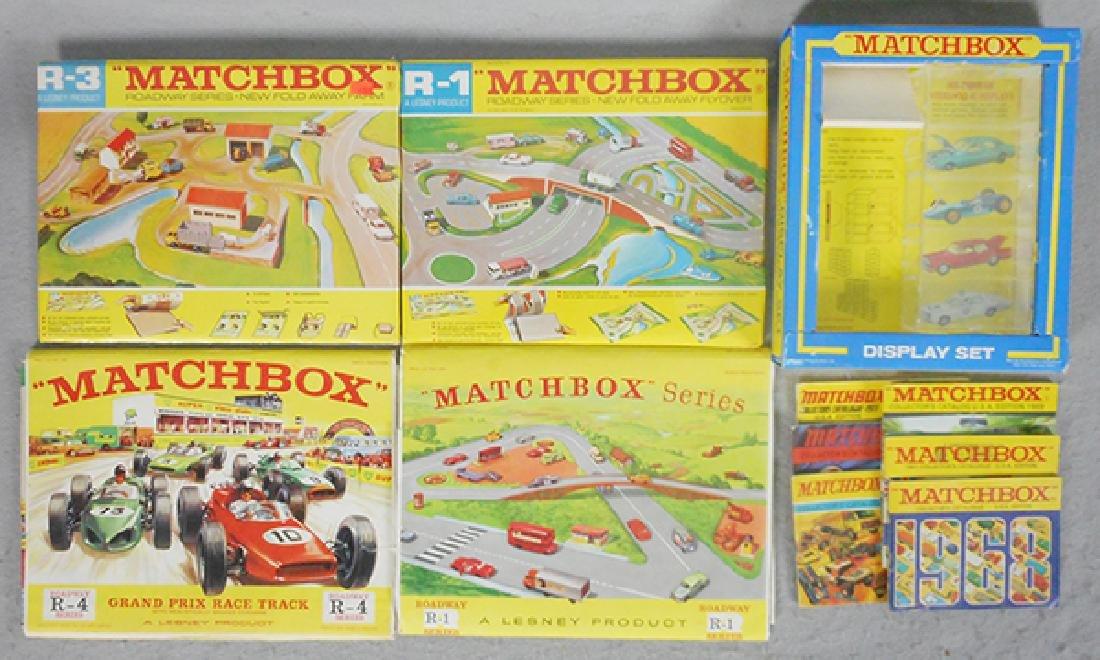 MATCHBOX LOT