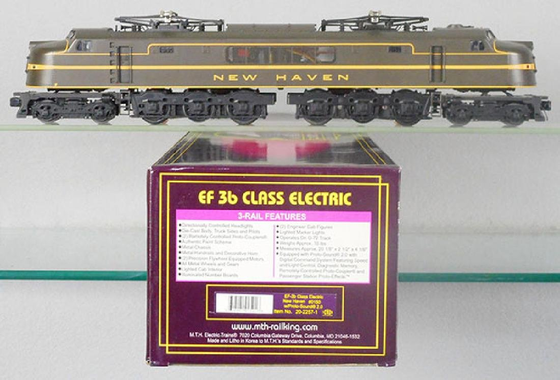MTH 20-2257-1 NEW HAVEN EF-3