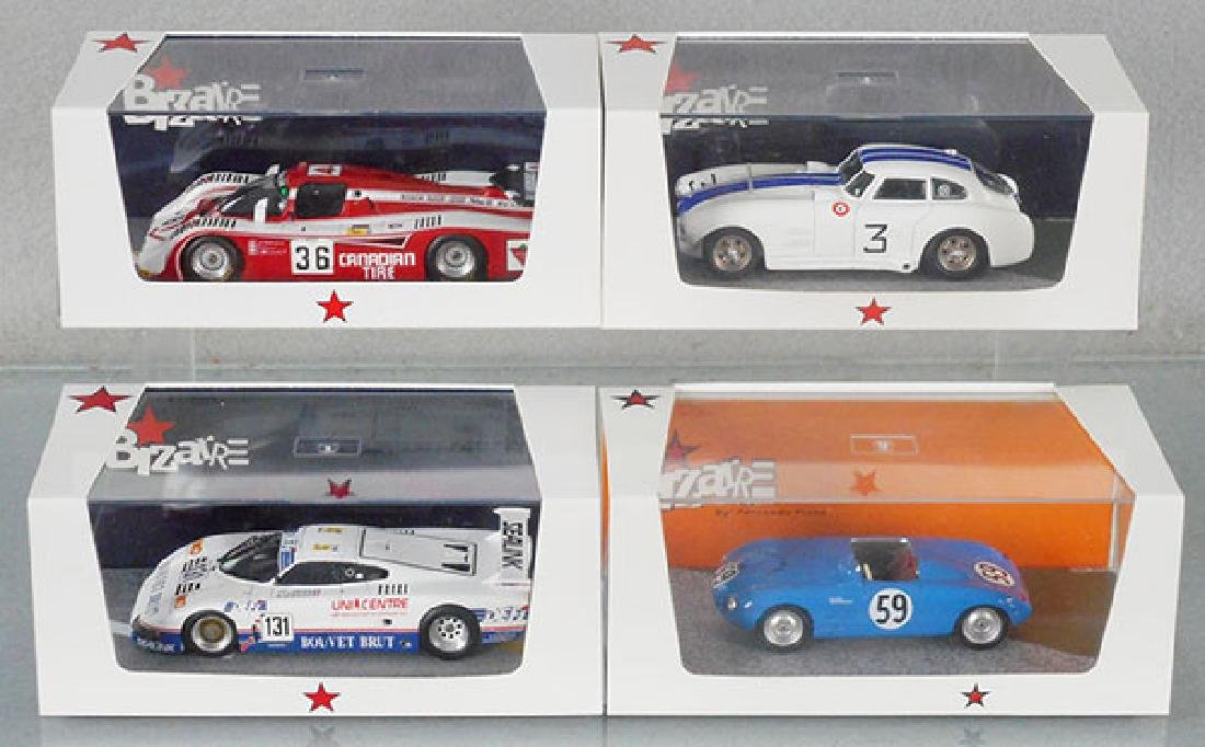 4 BIZARRE RACE CARS