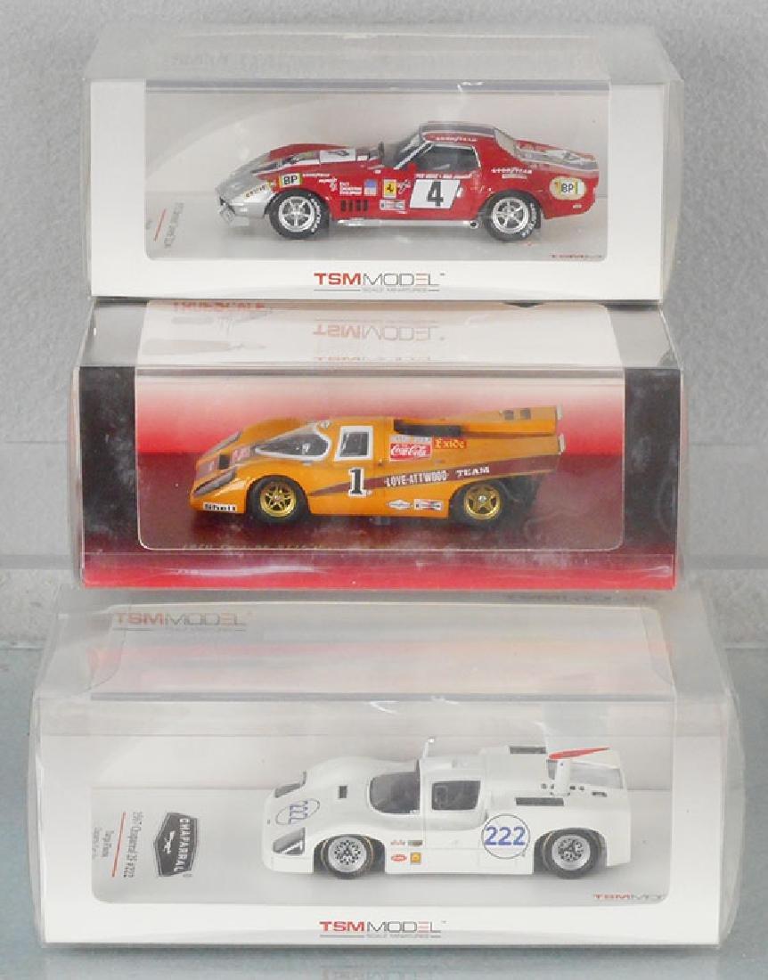 TSM MODEL RACERS