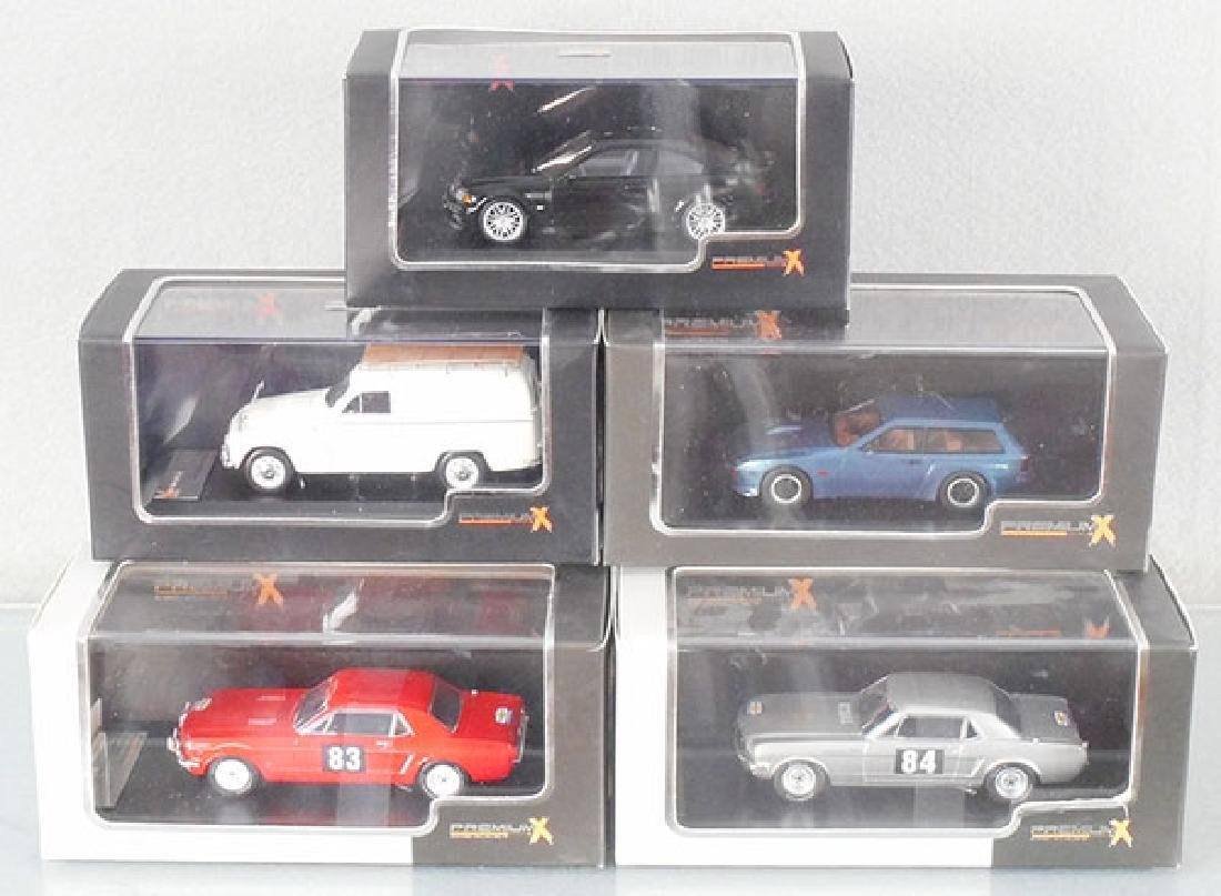 PREMIUM X DIE CAST MODEL VEHICLES