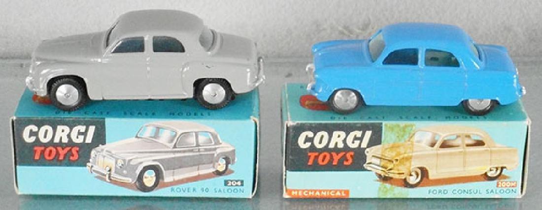 2 CORGI AUTOS