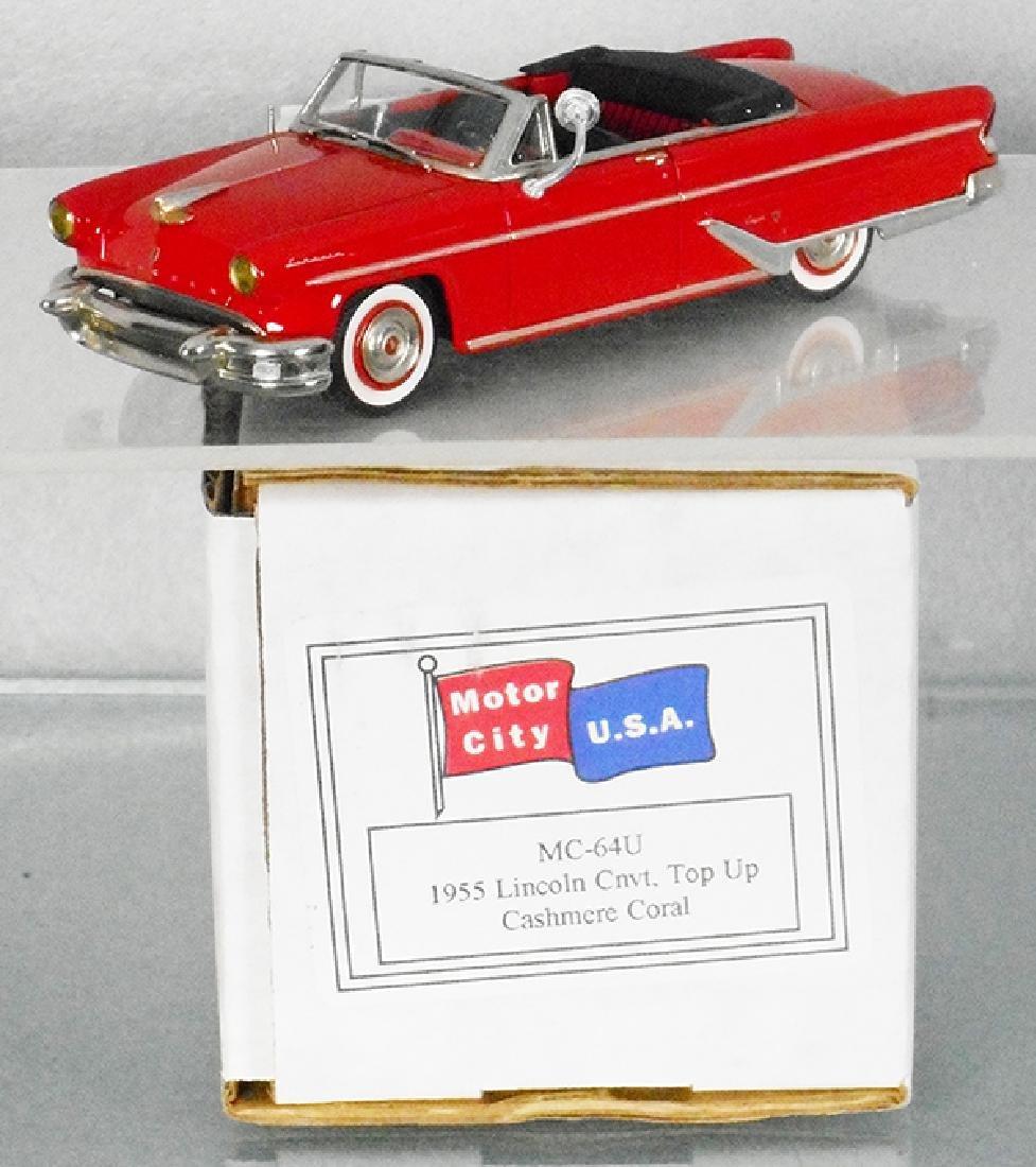 MOTOR CITY MC-64U 1955 LINCOLN