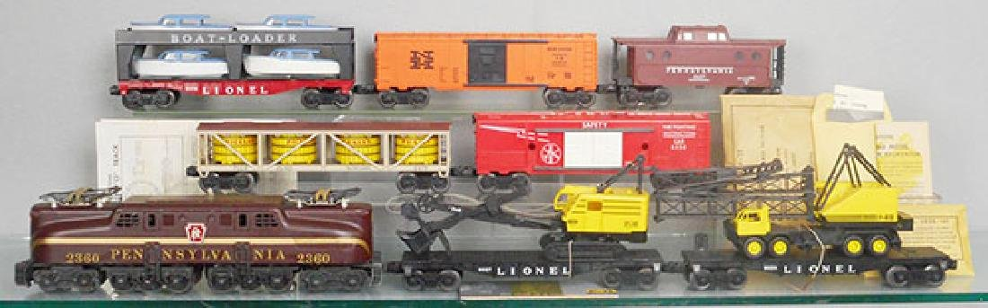 LIONEL 13068 GOLIATH TRAIN SET