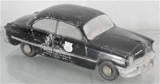 MASTER CASTER 1950 FORD PROMO