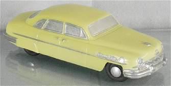 BANTHRICO 1955 LINCOLN COSMOPOLITAN AUTOBANK PROMO