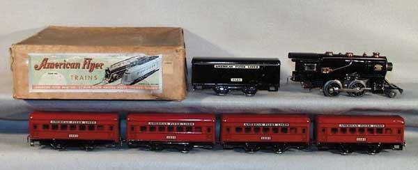 1001: AF 700 TRAIN SET