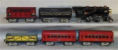 1004: AF TRAIN SET