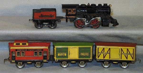 1007: AF TRAIN SET