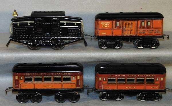 1008: AF TRAIN SET