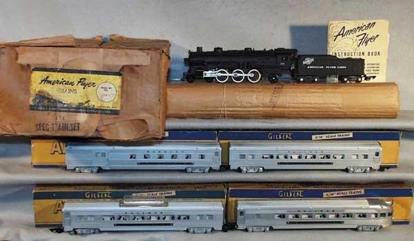 1021: AF 434 SPEC-TRAIN SET, S ga
