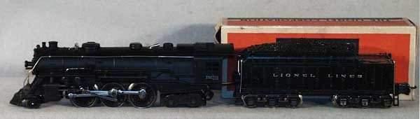 1458: LIONEL 226E LOCO & 2226W TENDER