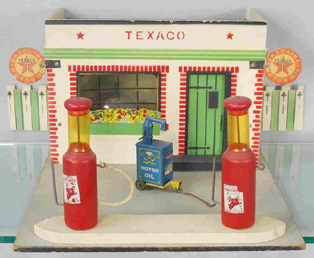 RICH TOY TEXACO GARAGE