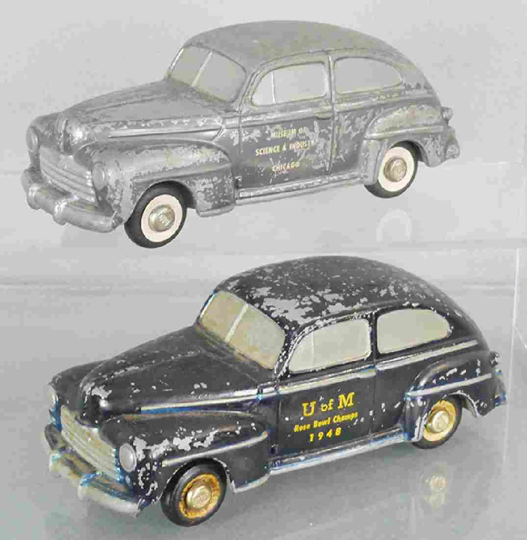 2 MASTER CASTER 1948 FORD PROMOS