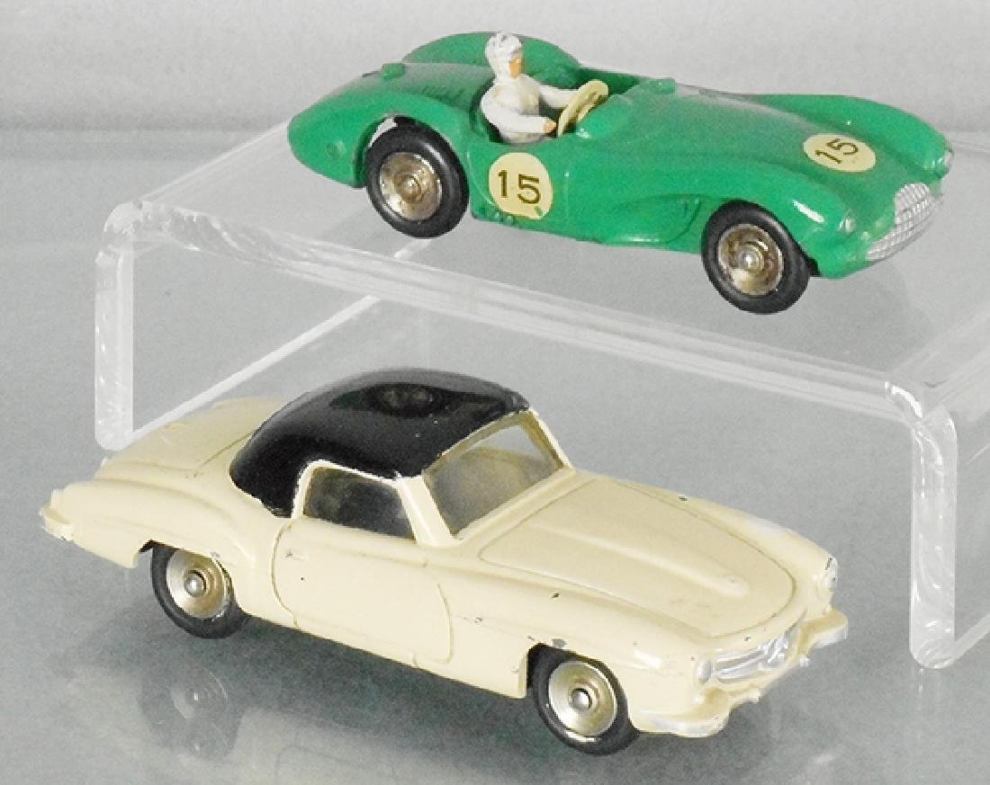 2 FRENCH DINKY AUTOS