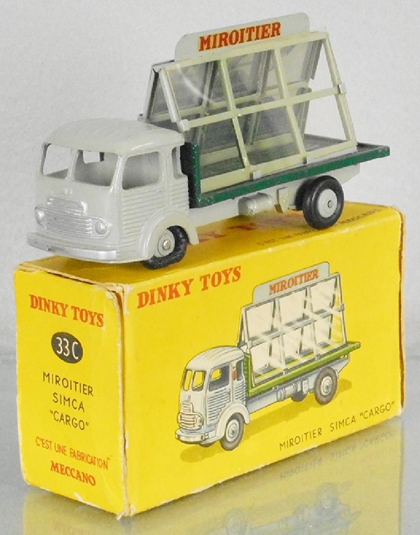 FRENCH DINKY 33C SIMCA MIROITIER CARGO