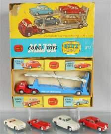 CORGI GS #1 CAR TRANSPORTER