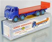 DINKY 903 FODEN FLAT TRUCK