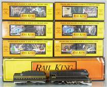 MTH PRR TRAIN SET