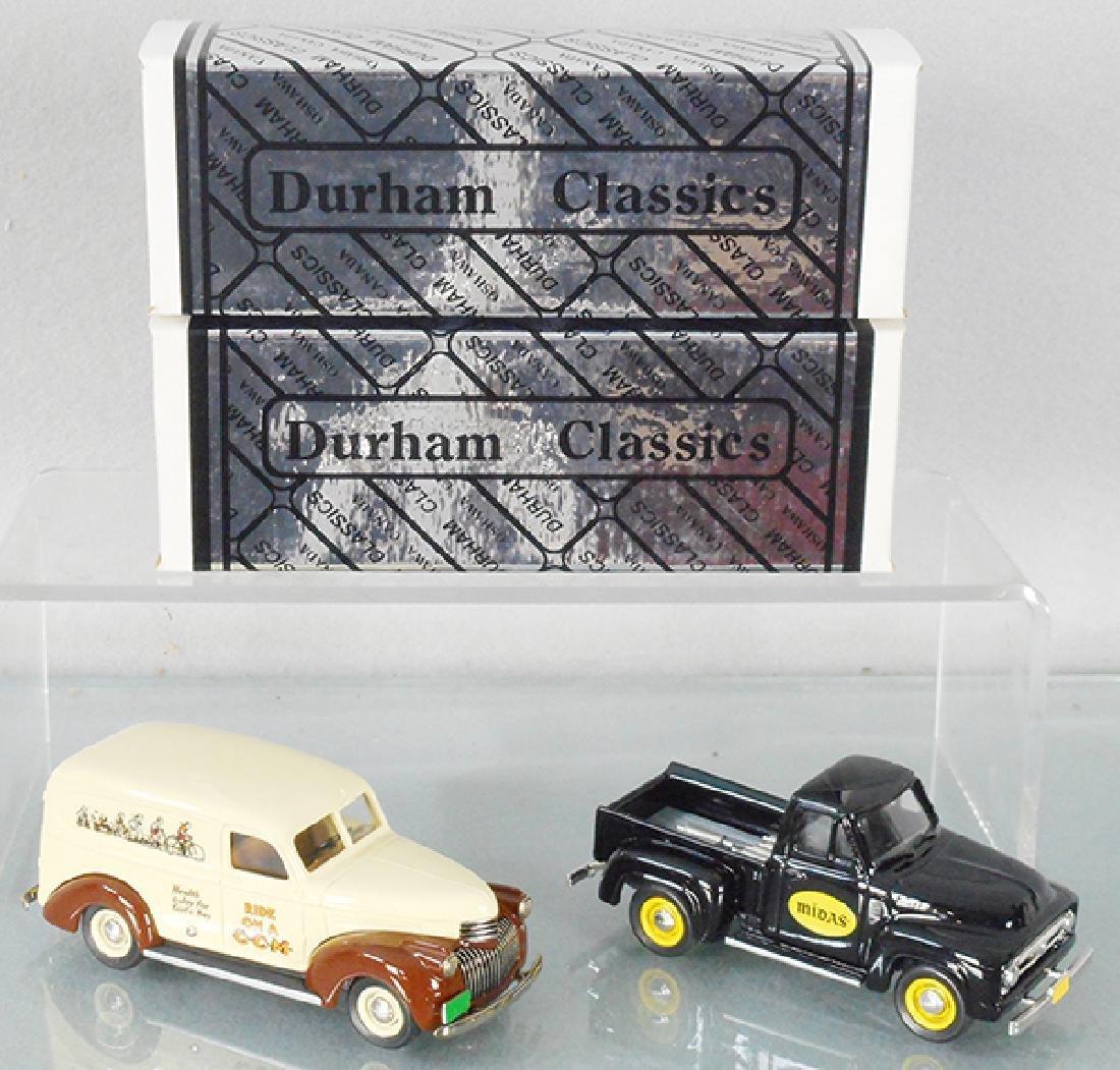 2 DURHAM CLASSIC AUTOS