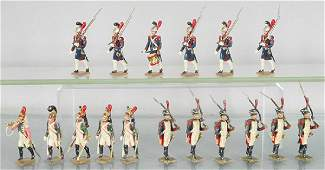 17 MIGNOT SOLDIERS