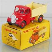 DINKY 410 BEDFORD END TIPPER
