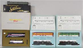 BACHMANN  LIFELIKE LOCO LOT