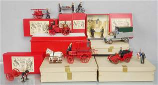MIGNOT FIRE DEPARTMENT SETS