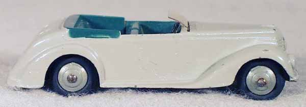 21: DINKY 38E ARMSTRONG-SIDDELEY
