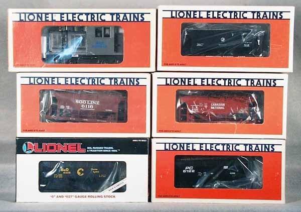 001A: LIONEL AMTRAK ORE TRAIN SET
