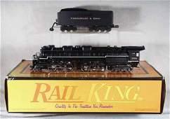 184A MTH RAIL KING 201117LP CO ALLEGHENY LOCO