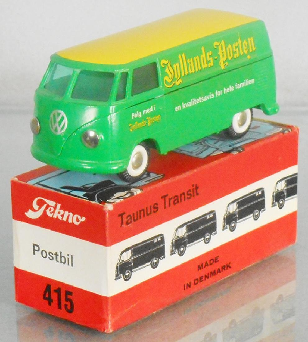 TEKNO 415 JYLLANDS POSTEN VW VAN