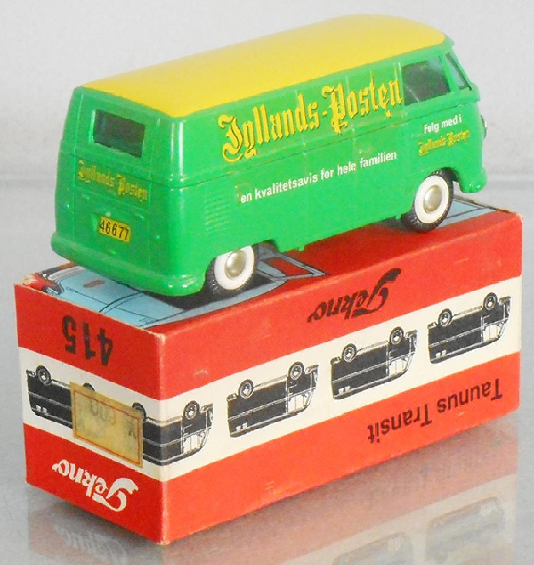 TEKNO 415 JYLLANDS POSTEN VW VAN - 2