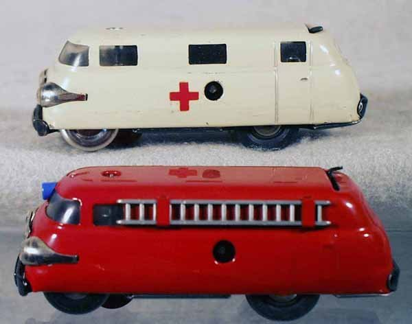 11: 2 SCHUCO VARIANTO VEHICLES