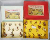 2 TIMPO RANCH SETS