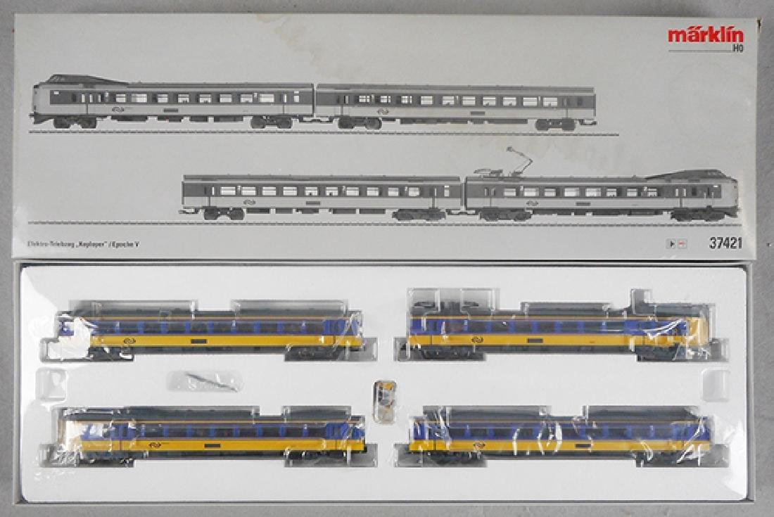 MARKLIN 37421 KOPLOPER TRAIN SET