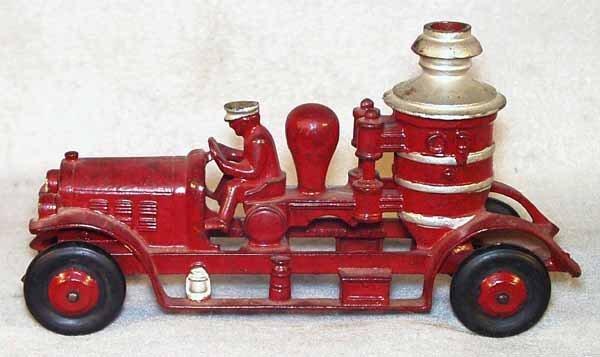 001: KENTON FIRE PUMPER