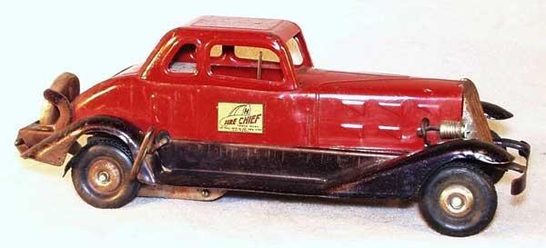 002: HOGE FIRE CHIEF CAR