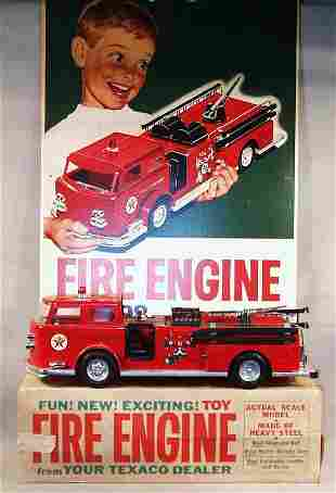 009: BUDDY L 5741 TEXACO FIRE ENGINE