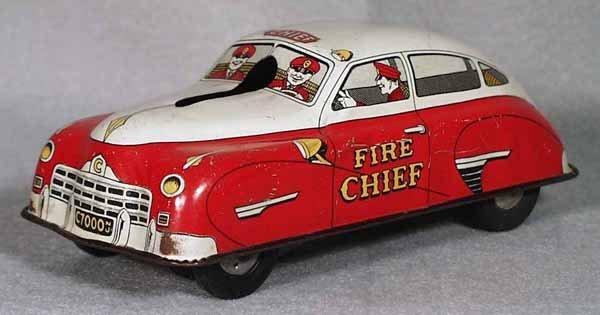 18: COURTLAND 7000 FIRE CHIEF CAR