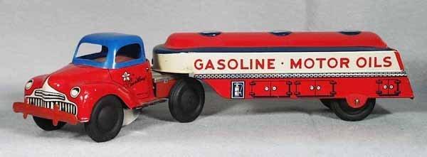 23: COURTLAND 2000 GASOLINE TRUCK