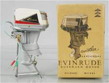 EVINRUDE STARFLITE 75 OUTBOARD MOTOR
