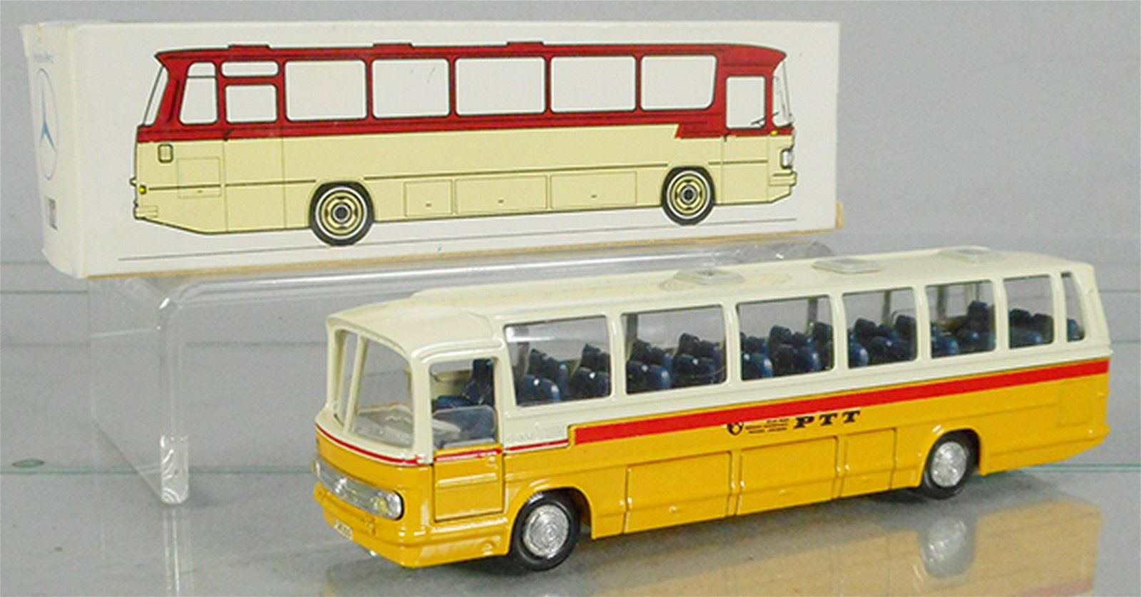 TEKNO MERCEDES BENZ 0302 BUS