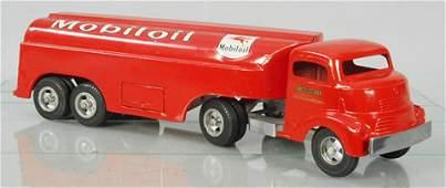 SMITH MILLER MOBILOIL GAS TRUCK