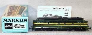 005: MARKLIN 3066 LOCO