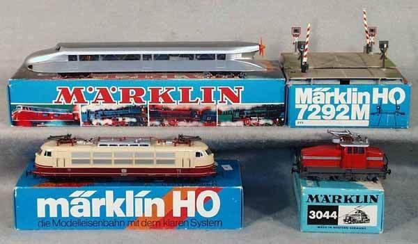 010: MARKLIN LOT