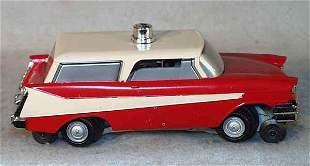 014: LIONEL 68 INSPECTION CAR